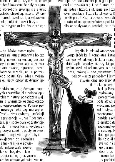 f876837e19 Z ostatniej chwili  Księdza Nowoka odwołano ze Wspólnej Komisji Rządu i  Episkopatu.
